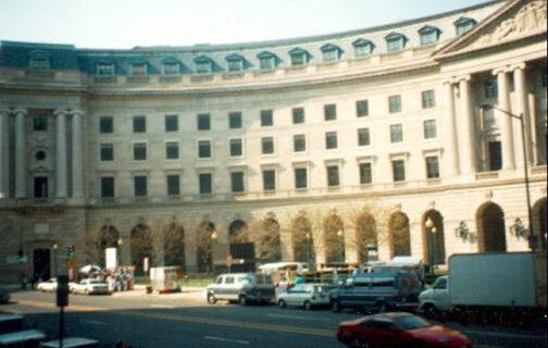 Renovations – Ariel Rios Federal Office Building