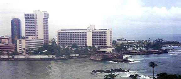 Caribe Hilton Renovations and Additions San Juan, Puerto Rico
