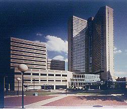 Copley Place Marriott Hotel Boston, MA