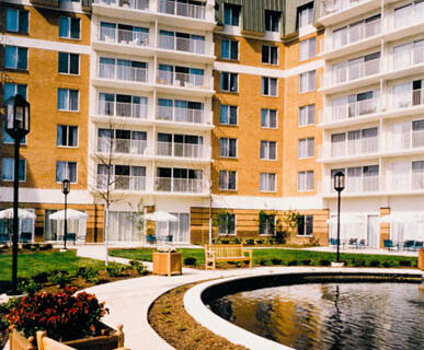 Housing – Marriott Bedford Court