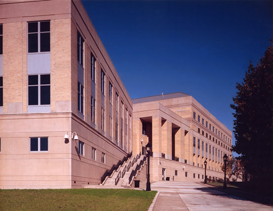 Robert C. Byrd U.S. Federal Courthouse
