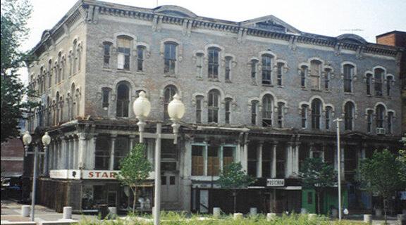 Rennovation – Development Corporation Building