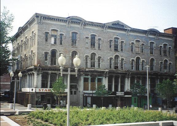 Pennsylvania Avenue Development Corporation Building Surveys for Square 406 Washington, D.C.
