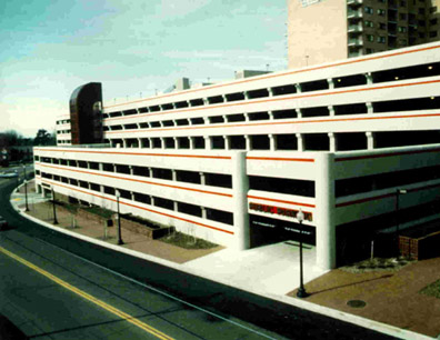 Parking – Montgomery County Garage No. 7